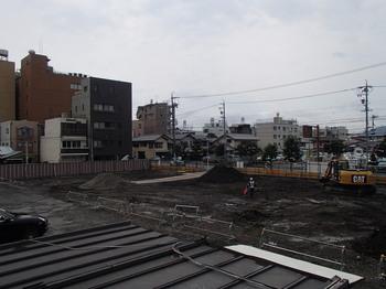 俵IVFクリニック新築工事9/11
